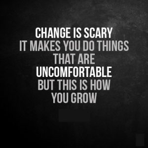 change enables growth