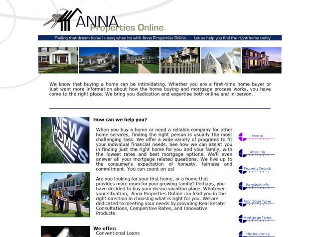Anna Properties