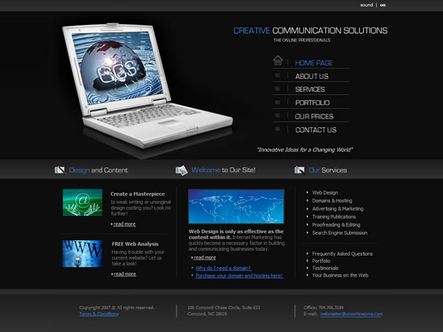 Creative Communication Solutions