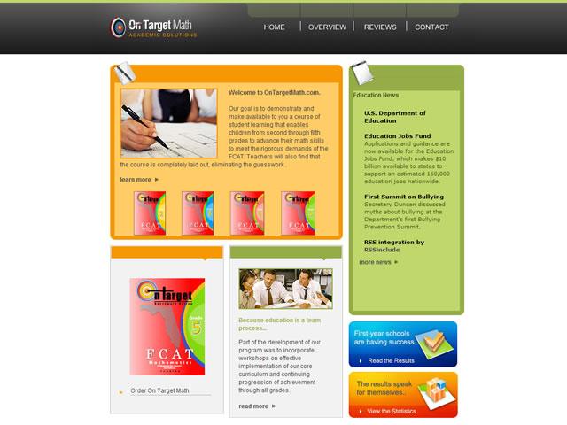 On Target Math (site)