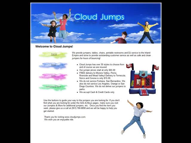 Cloud Jumps