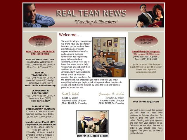 Real Team News
