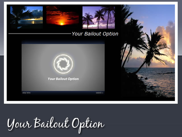 Your Bailout Option
