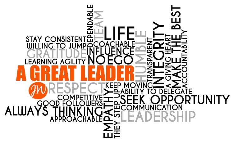 Leadership qualities by Jennifer Welch